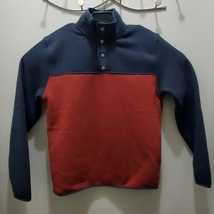 Brooks Brothers Large 4 button pullover #76